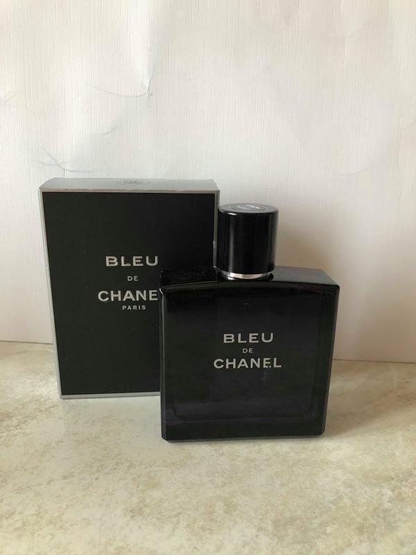Chanel Bleu De Chanel Parfum 2018 мужские шанель цена 550 грн