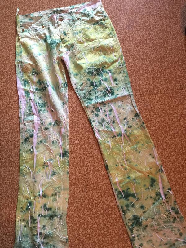 Шикарные летние брюки 44-46 размер 250 гр1 ... e4aa850c42268