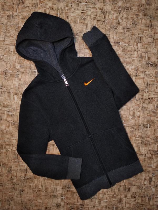 bc3c965b Спортивная кофта nike олимпийка найк с капюшоном худи свитшот Nike ...