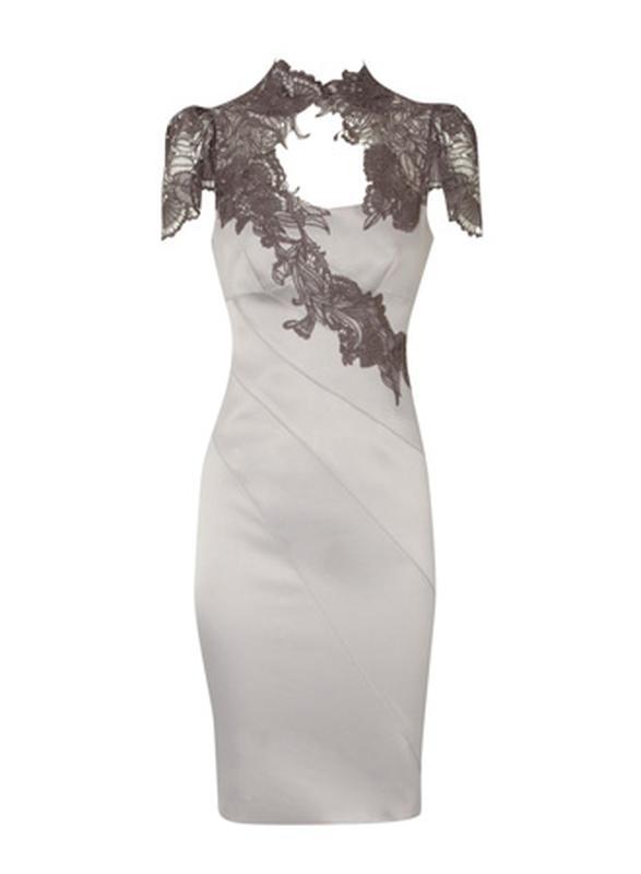e153f337b8b Платье с венецианским кружевом karen millen Karen Millen