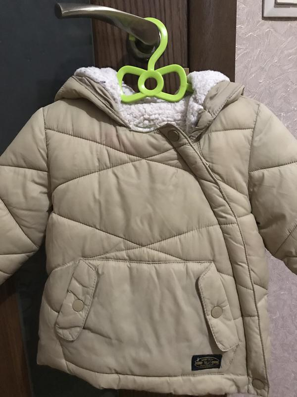 Зимова куртка зимняя куртка ZARA 509c5e5fa1ff0