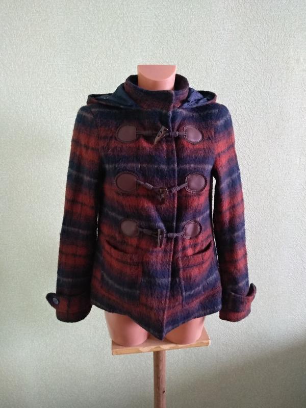 Пальто new look в клетку New Look 8aedd478e0a5f