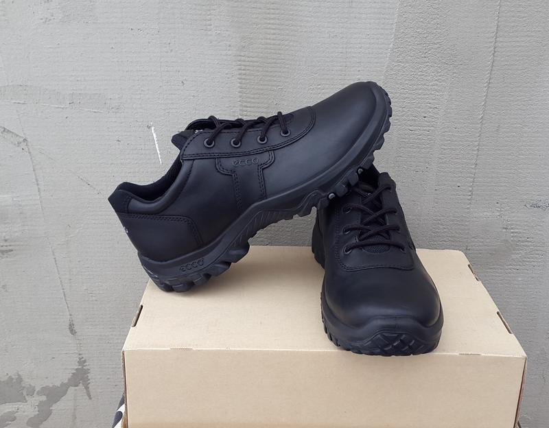 Кожаные ботинки ecco professional 42 р