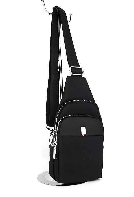 67e05fe4d6ba Сумка через плечо, слинг текстильная черная, цена - 700 грн ...