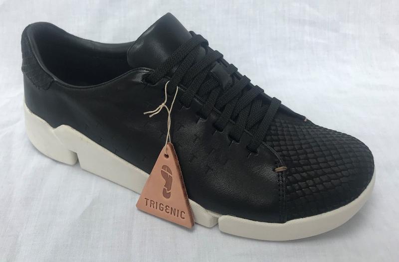 Clarks tri abby кожаные спортивные туфли размер 39. 5 5218d9343033f