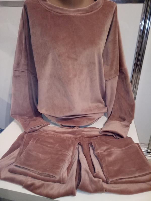 e401a66f Костюм велюровый бархатный плюшевый, цена - 790 грн, #19761705 ...