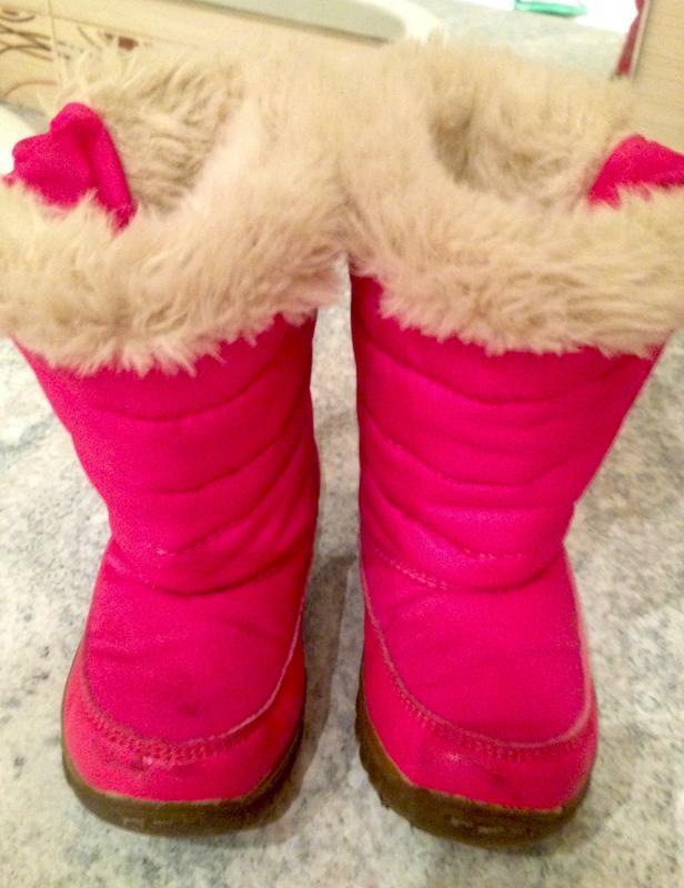 Зимние ботиночки next на девочку р -23. Next fa1124f94e012
