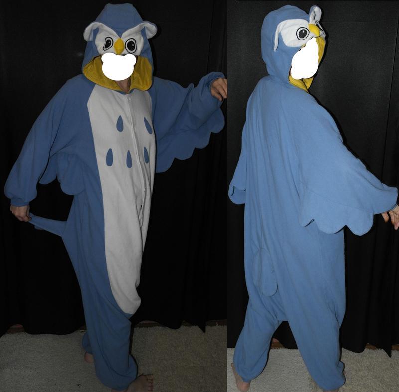 Сова кигуруми маскарад комбинезон человечек пижама домашний костюм1 ... d3db3a3cac838