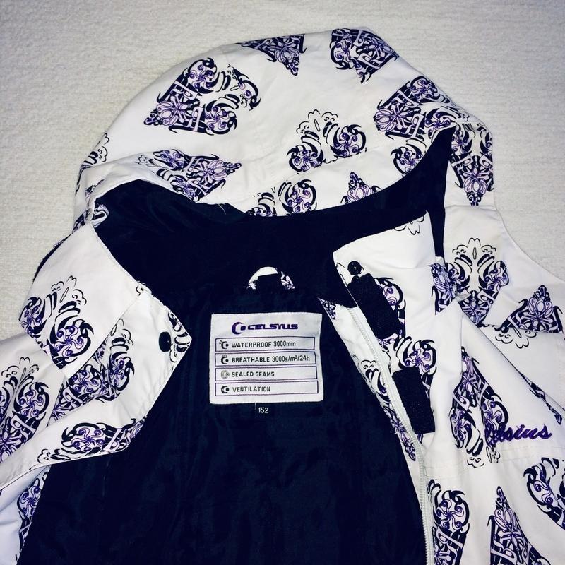 Спортивная горнолыжная куртка от бренда celsius!, цена - 500 грн ... 68951985854
