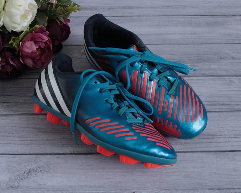 6192c81d Крутые футбольные бутсы/ кроссовки Adidas, цена - 299 грн, #19917299 ...