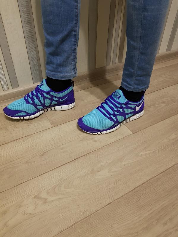 3630b894 Nike free run 3.0 flyknit найк фри ран оригинал для бега размер 42 кроссовки  кеды1 фото ...
