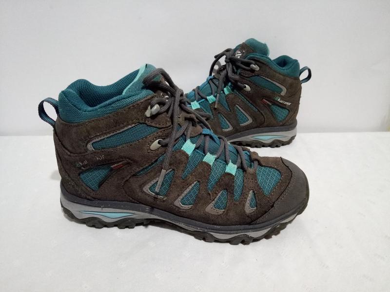 Замшевые трекинговые кроссовки 3bdddf5ba65de