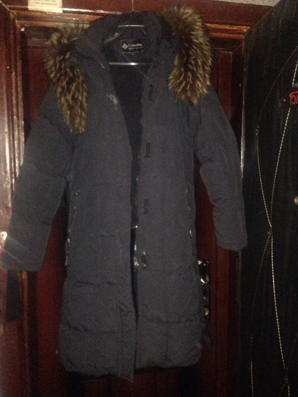 Теплое зимнее пальто columbia1 ... fc06f388c7033