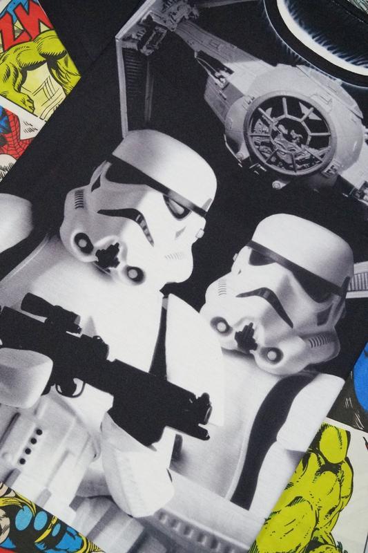 Футболка с принтом персонажей фильма штурмовики star wars stormtroopers Next, цена - 250 грн, #19962627, купить по доступной цене   Украина - Шафа