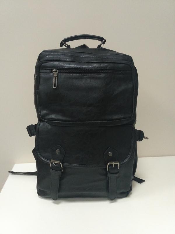 7d005d073e9a Большой вместительный мужской рюкзак-универсальный, городской1 фото ...