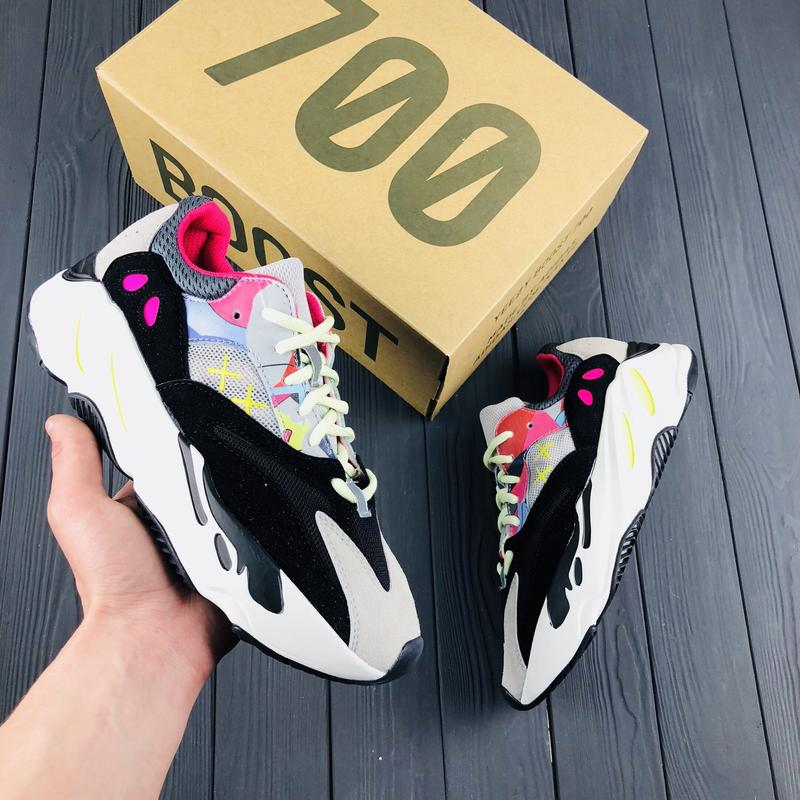 premium selection 94e87 70df7 Мужские кроссовки kaws x adidas yeezy boost 700 runner за 1450 грн.