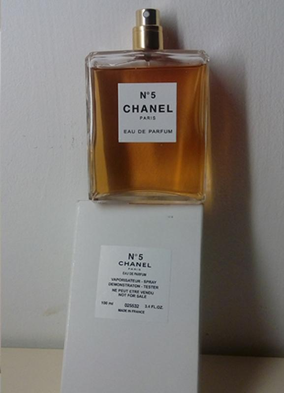 15 Chanel 5 Eau De Parfum 100 Ml Tester Chanel цена 986 грн