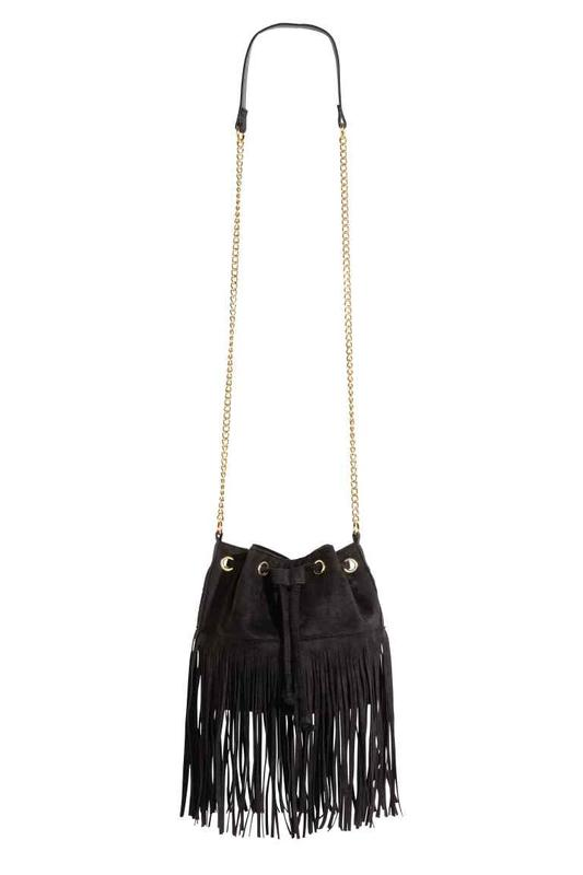 ea61302da Сумка мешок с бахромой от h&m H&M, цена - 380 грн, #2254156, купить ...