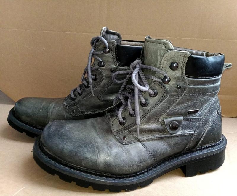 5d3bc322c Мужские кожаные ботинки немецкой фирмы gortz shoes, цена - 250 грн ...