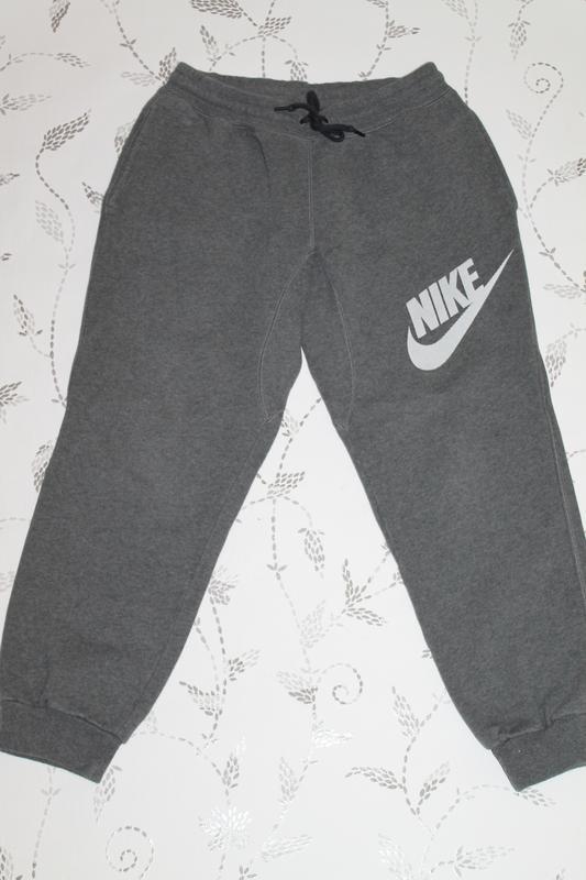 92538951 Теплые спортивные штаны nike размер м Nike, цена - 450 грн ...