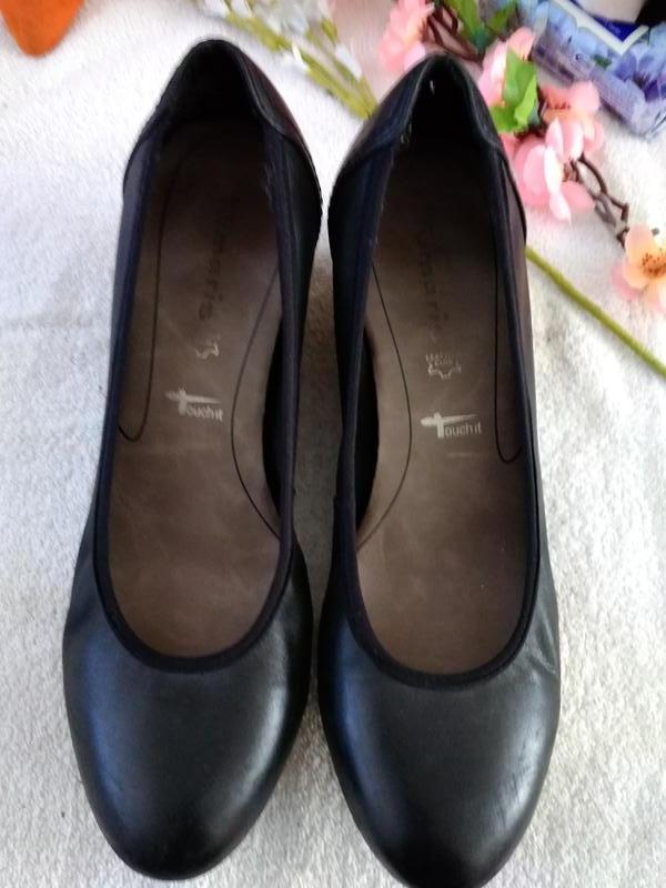 Туфлі шкіряні. Tamaris 972b8bdf4ca67