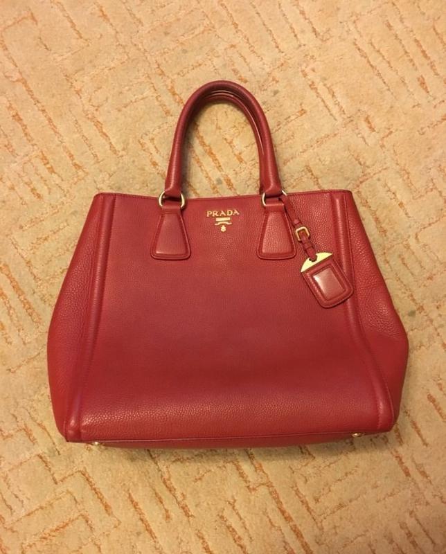 830afc4162a4 Продаю сумку prada 100% оригинал Prada, цена - 12000 грн,  2266589 ...