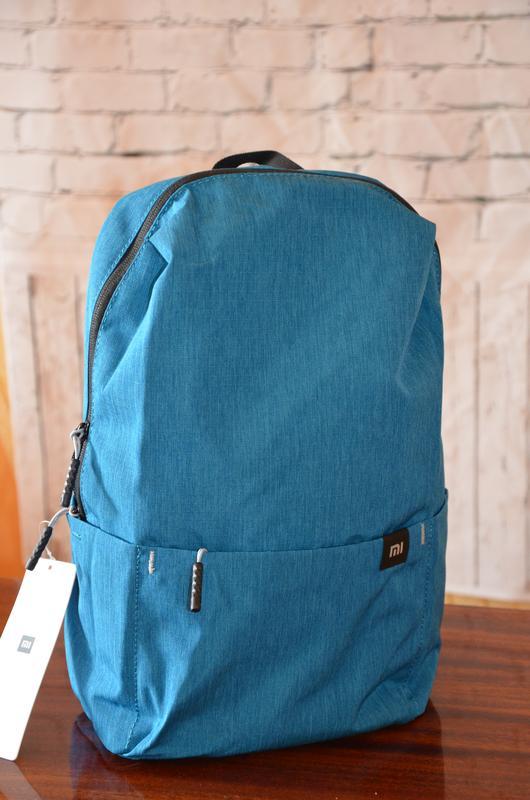 Новый водостойкий рюкзак xiaomi mi colorful mini backpack bag 10l1 ... fd1409d881c7e
