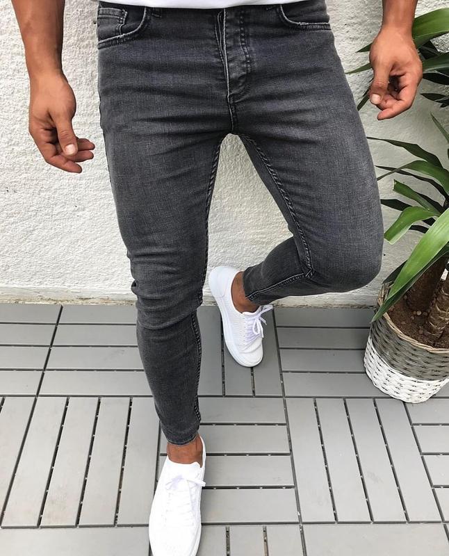 a6df3041074 Крутейшие мужские джинсы slim fit1