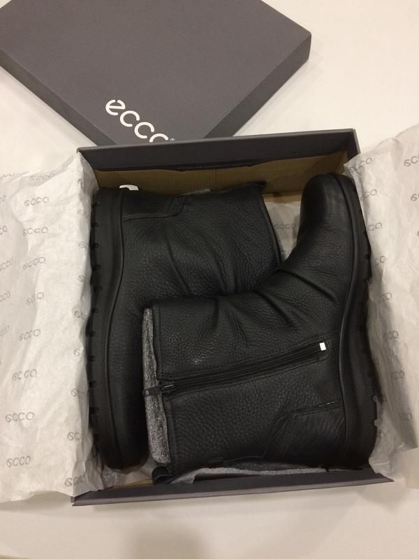 72d01a100 ... Жіноче зимове взуття ecco 39р. / женская зимняя обувь экко5 фото