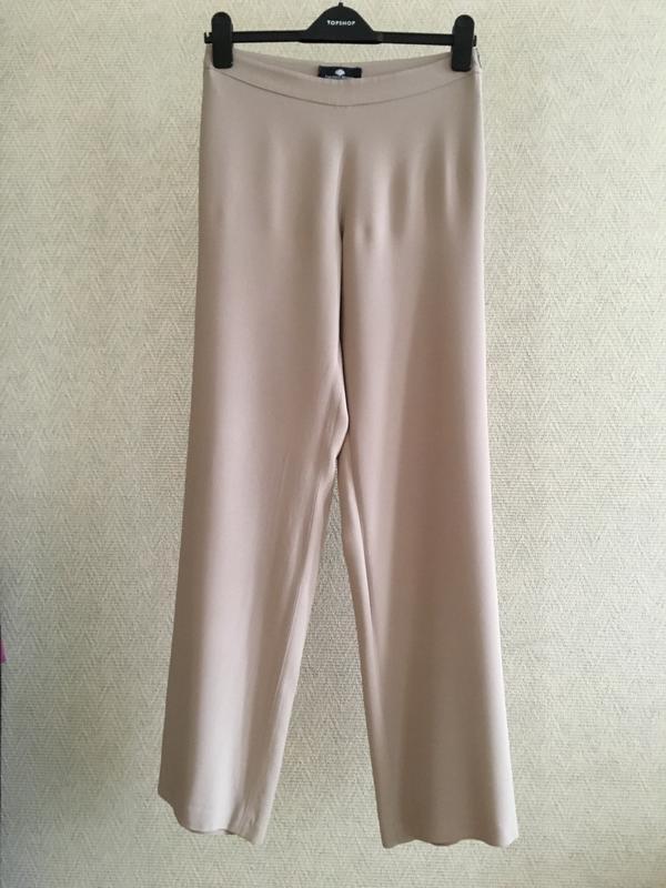 3f56b1d96daa982 Шелковые брюки francesca miranda Италия, цена - 280 грн, #20281149 ...