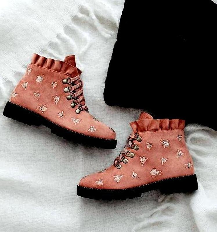 6b7c78d8f Распродажа!!! ботинки -польша с камнями, цена - 399 грн, #19262414 ...