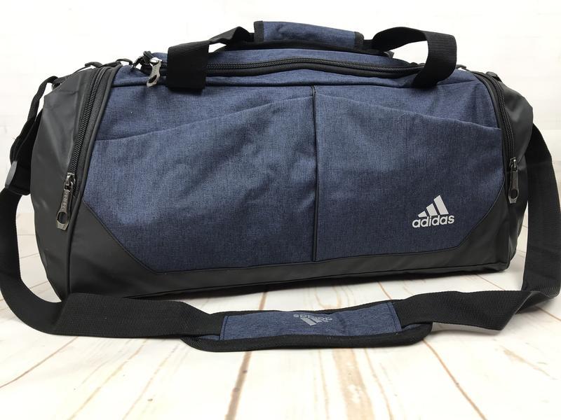 eabf38dd8627 Красивая спортивная сумка adidas.сумка для тренировок, в спортзал.дорожная  сумка. ксс24 ...