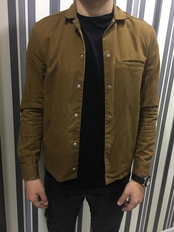 7964507b4be0837 Мужская рубашка куртка, цена - 270 грн, #20304685, купить по ...