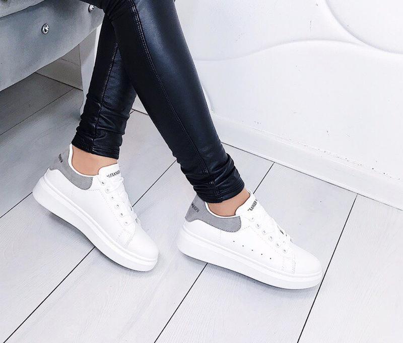 a30e6bdad96f31 Новые белые женские кроссовки размер 36-40 Польша, цена - 680 грн ...