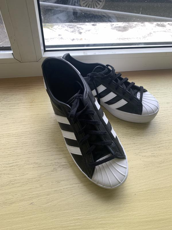30848740 Суперстар кроссовки оригинал Adidas, цена - 500 грн, #20334867 ...