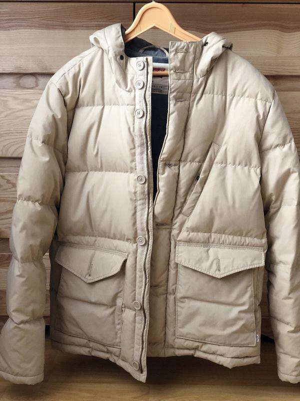 b0048f41 Чоловіча куртка пуховик levi's оригінал з капюшоном., цена - 950 грн ...