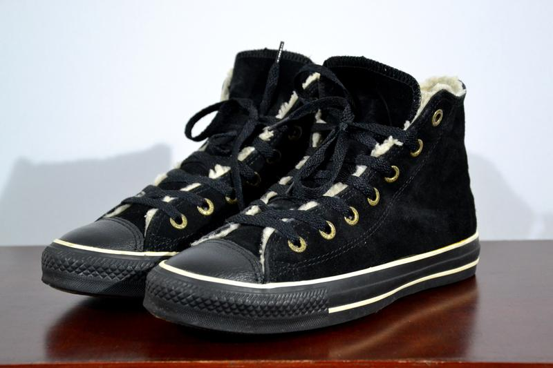 2889f4a6 Кеды converse allstars suede winter keds Converse, цена - 720 грн ...