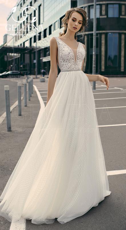 0d8772f5434 Свадебное платье piper gellena1 ...