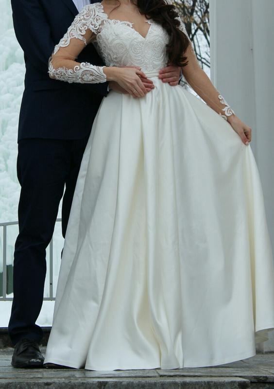 c15197437ff Свадебное платье   белое платье   вечернее платье   выпускное платье1 фото  ...