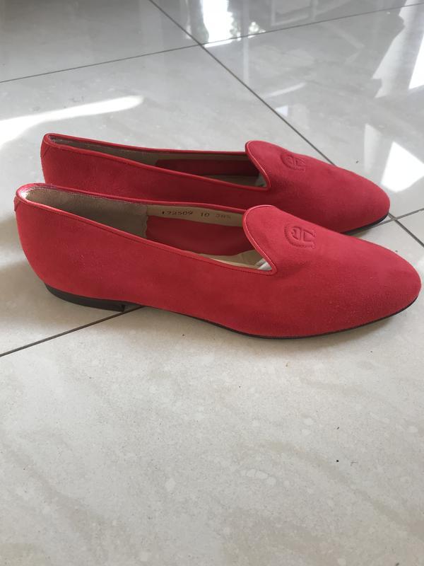 73190bd7105576 Нові червоні замшеві туфлі etienne aigner (італія) 38,5р. Etienne ...