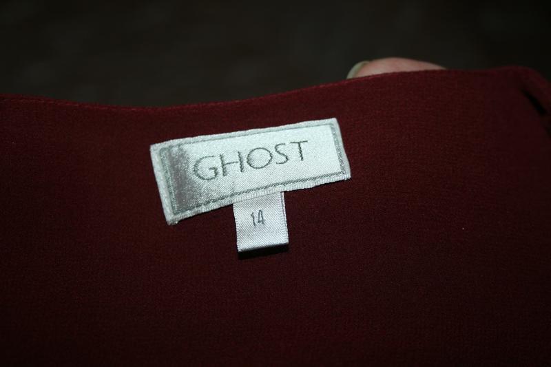 2a201ff2e4e ... Изысканное элегантное классическое вечернее платье из натурального шелка  ghost2 фото ...