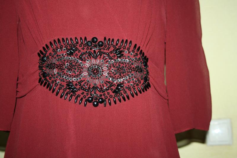 16d763303a7 Изысканное элегантное классическое вечернее платье из натурального шелка  ghost6 фото ...