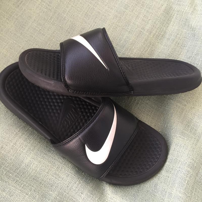 c0d47dea Шлепки nike оригинал р.40-41 Nike, цена - 300 грн, #20414440, купить ...