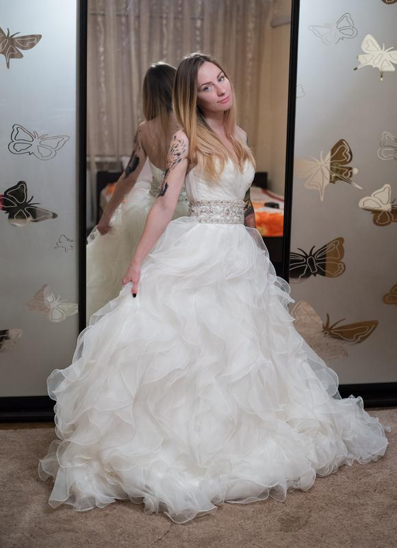 1639005d170 Свадебное платье mori lee Mori Lee