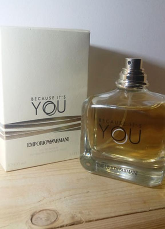Парфуми духи emporio armani because it s you 100 ml оригінал Emporio ... 6bb9b020e051c