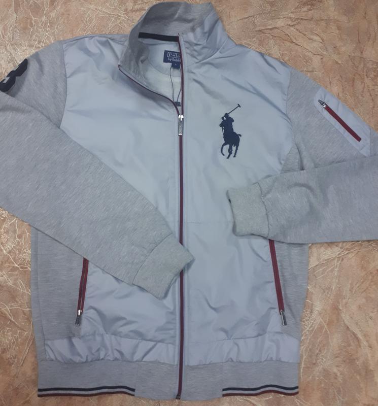 2eee37d2 Красивый мужской спортивный костюм polo Ralph Lauren, цена - 1590 ...