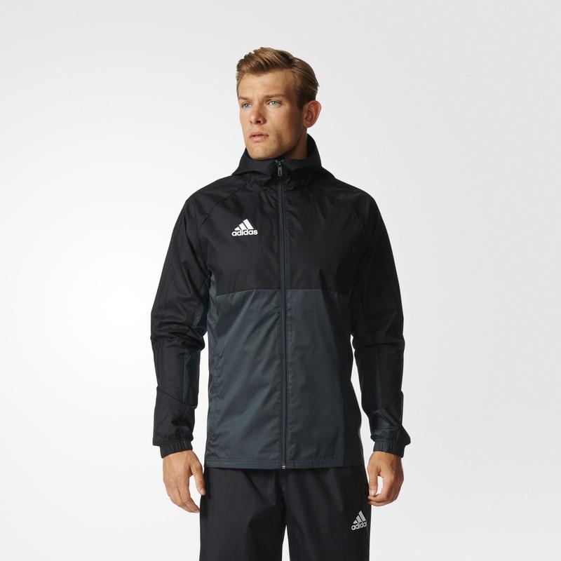 a1d56a2cbad Спортивная ветровка adidas tiro 17 rain jacket ay28891 фото ...