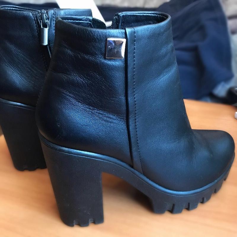 03eeb4b61 Осенние ботинки на тракторной подошве, цена - 1000 грн, #20575553 ...