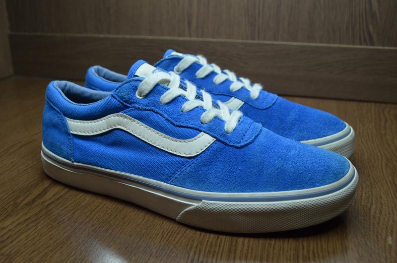 Vans синие 2