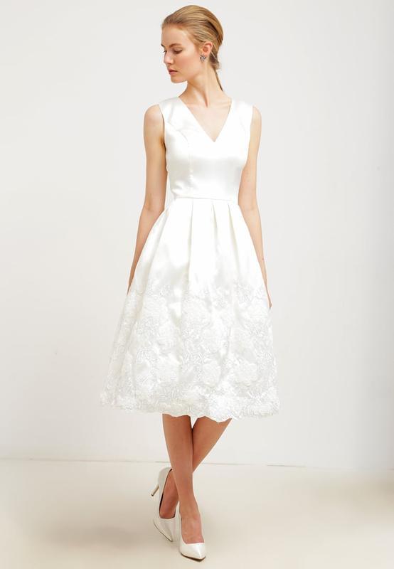 a798bbbd3a7 Свадебное платье короткое коктейльное uk8 chi chi london1 фото ...